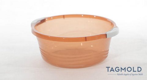 Plastic-basin-sample-display