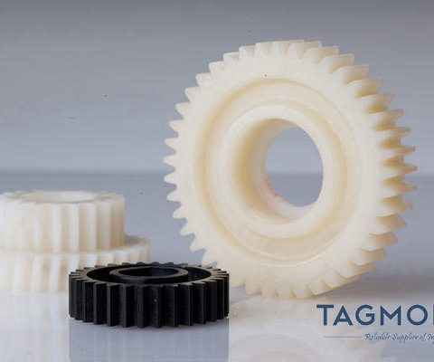 Precision-Plastic-gears-injection-products