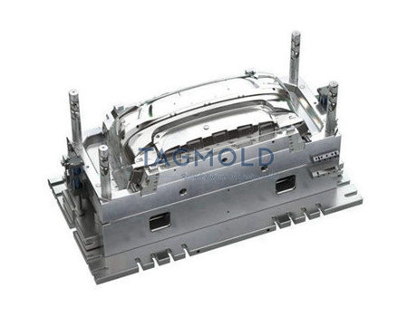 Auto Parts Mould Car Bumper