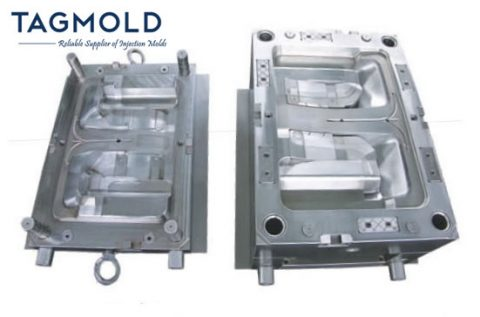 Car Fender Mould 1 pair