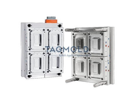 Disposable Snack Box Thin Wall Mould