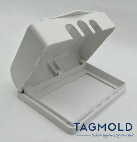 Electric socket housing sample plastic cover