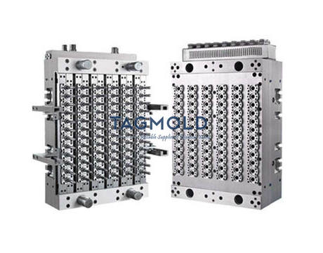 PET Bottle Preform Injection Mould